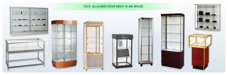 Featured Links Costume Display Cases